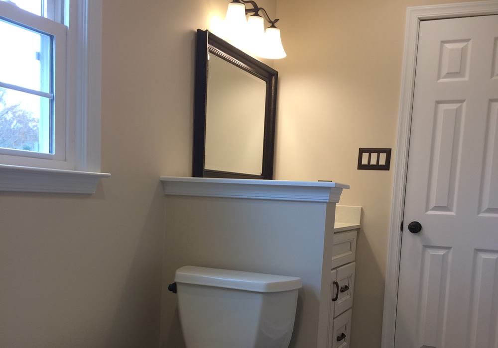 Bathroom Renovation Photos Home Renovations By Doylestown Builders - Bathroom remodeling bucks county pa